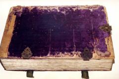 A Cod. Lat. 241 jelzetű kódex restaurálás előtti felvétele