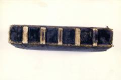 Photograph taken of codex shelfmarked Cod. Lat. 241 before restoration