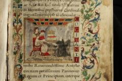 A kódex első lapja