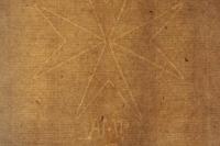 Watermark of the paper endleaves