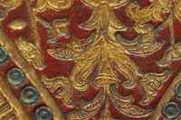 A középdísz részlete