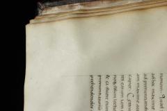 A szövegtükröt és a sorokat kijelölő vonalazás