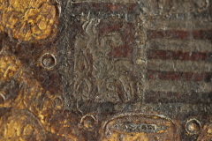 Detail of the coat-of-arms