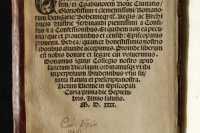 Johannes Fabri's printed ex libris