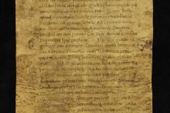 Kódextöredék I. b oldala