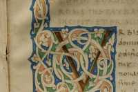 The starting initial