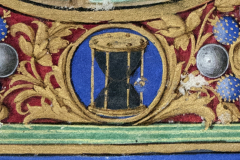 SANDGLASS – Cod. Lat. 417 (National Széchényi Library)