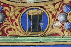 Homokóra – Cod. Lat. 417  (Országos Széchényi Könyvtár)