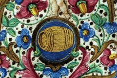 Hordó – Cod. Lat. 417 (Országos Széchényi Könyvtár)