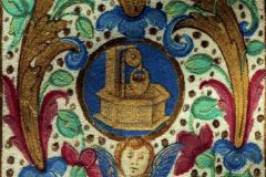 Csigás kút  – Cod. Lat. 417 (Országos Széchényi Könyvtár)