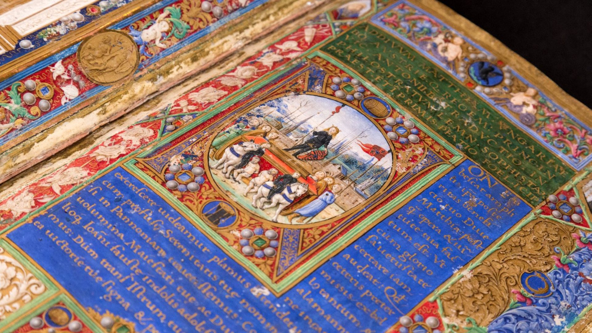 Bibliotheca Corvina Virtualis